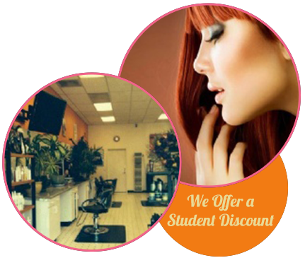 We Offer a Student Discount